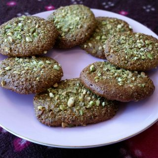 2 Ingredient Pistachio Biscuits are sure to impress.