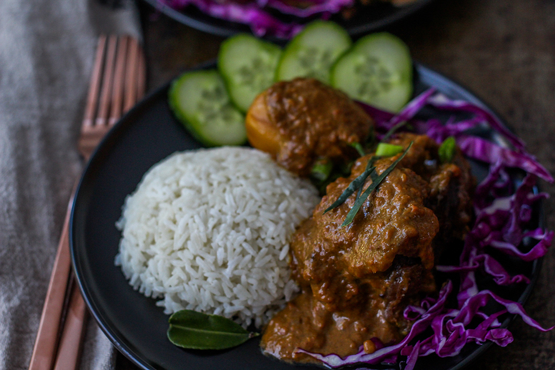 Beef Cheek Rendang